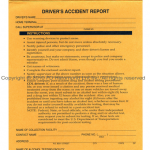 Accident Reporting - Envelope