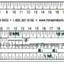 log book ruler