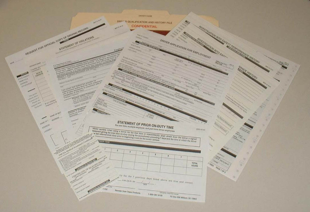 Motor carrier trip permits carrier compliance permits for Motor carrier lease agreement